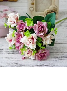 Nice Free-Form Silk Flower Decorations/Wedding Table Flowers -