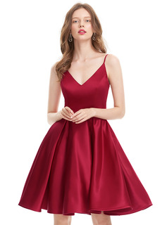 red prom dress tulle skirt