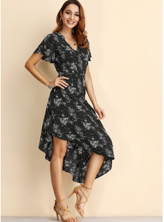 fit and flare dress flattering