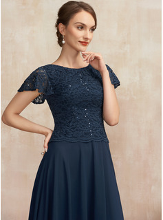 vintage knee length dress lace