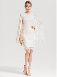 long white lace formal dresses