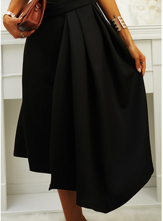 long black halter prom dress