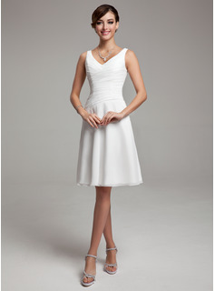 bridesmaid dress hem length