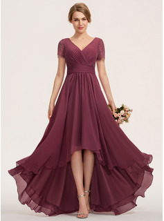 floral chiffon formal dresses