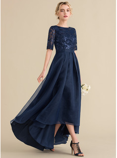 tween bridesmaid dresses high low