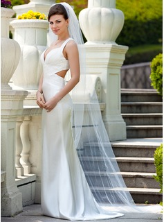 all white evening dresses