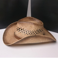Men's Hottest Salty Straw Straw Hats/Cowboy Hats/Kentucky Derby Hats