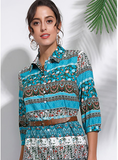 turquoise dress with sleeves
