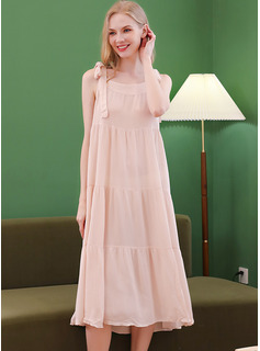 Non-personalized Polyester Nightgowns&Sleepshirts