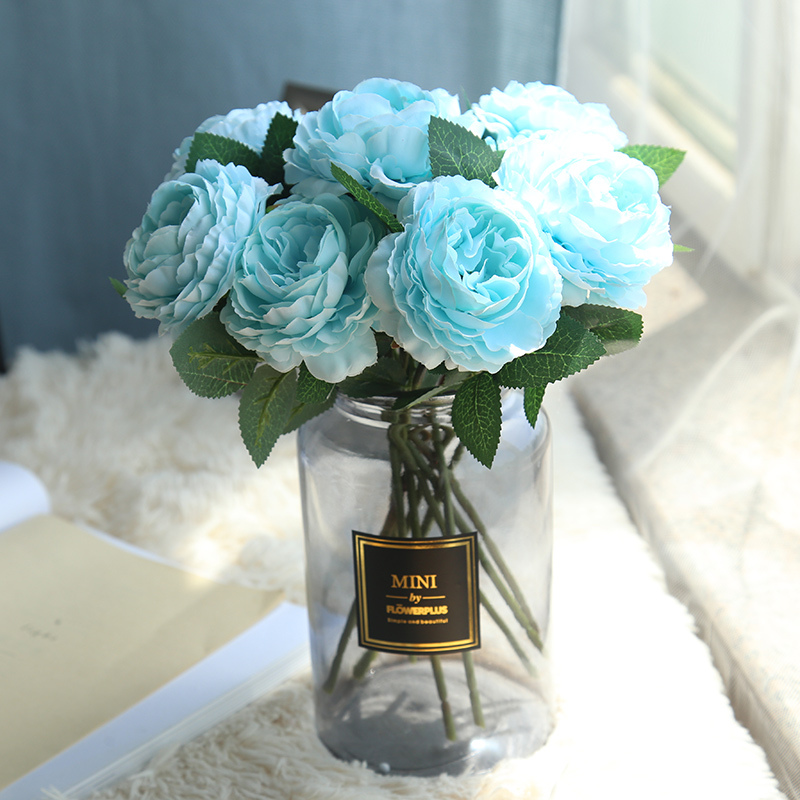 Artificial Flowers (Set of 6)