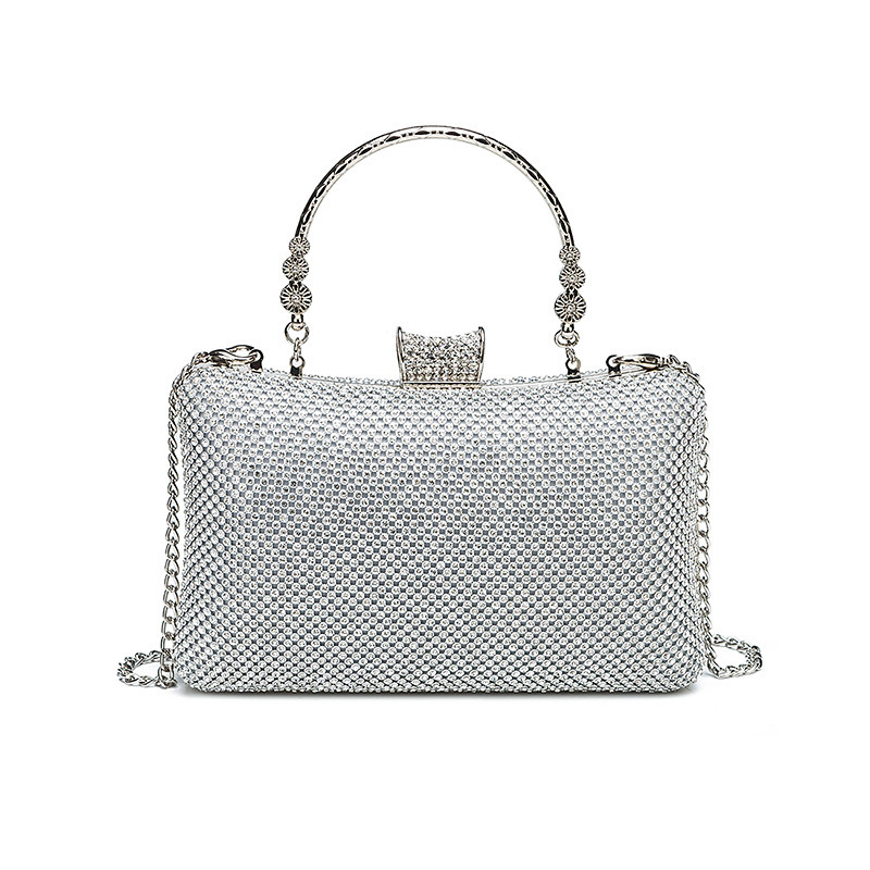 Gorgeous/Fashionable/Shining/Bright Crystal/ Rhinestone/Metal Evening Bags