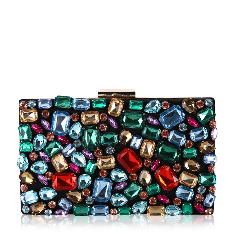 Gorgeous/Shining/Refined/Colorful/Attractive/Dreamlike PU Clutches