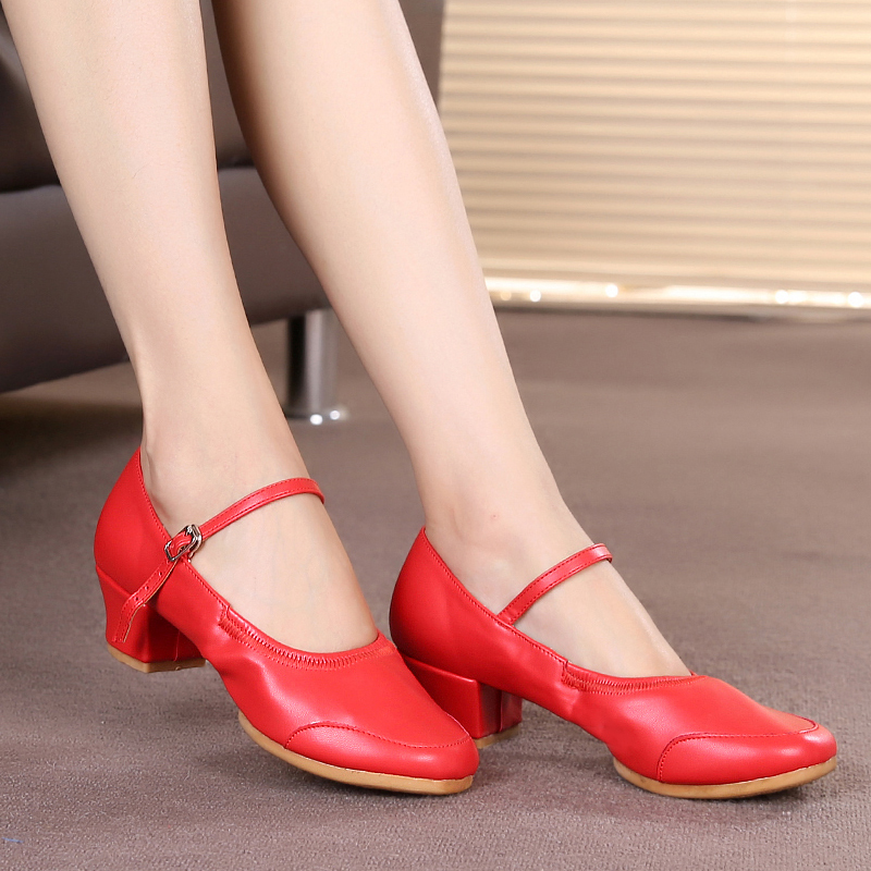 Women's Leatherette Sneakers Character Shoes Dance Shoes
