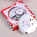 Simple Stainless Steel Pizza Cutter With Ribbons (Set of 20)