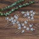 Ladies Beautiful Alloy/Imitation Pearls Hairpins (Set of 3)