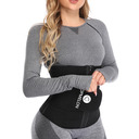 Women Casual/Sweat Rubber Waist Cinchers Shapewear