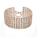 Alloy With Crystal Bracelets