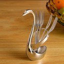 Swan Design Stainless Steel Tea Party Favors
