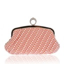 Special Imitation Pearl Clutches