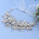 Ladies/Kids Beautiful Crystal/Rhinestone/Alloy/Imitation Pearls Headbands With Rhinestone/Crystal/Imitation Crystal (Sold in single piece)