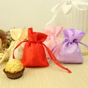 Simple Favor Bags With Ribbons (Set of 24)