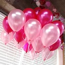 Solid Color Balloon (set of 50)