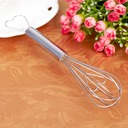 """Whisked Away"" Heart Shaped Stainless Steel Whisk Favor With Ribbons/Tag"