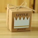 Cubic paper Favor Boxes (Set of 50)