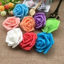 Beautiful/Rose shaped Pretty Foam/PE Artificial Flowers (set of 100)