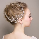 Romantic Alloy Hair Jewelry