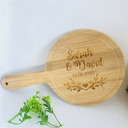 Vintage Personalized Wooden Cutting Board