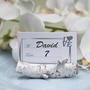 Lovely Resin Place Card Holders (Set of 4)