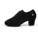 Women's Cloth Sneakers Modern With Lace-up Dance Shoes