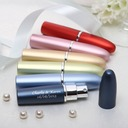Personalized Simple Zinc Alloy Perfume Bottle (Set of 4 Mixed Color)