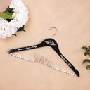 Groom Gifts - Personalized Modern Wooden Hanger