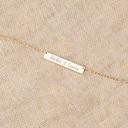 Bride Gifts - Personalized Elegant Alloy Necklace