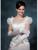 Elastic Satin Opera Length Party/Fashion Gloves/Bridal Gloves