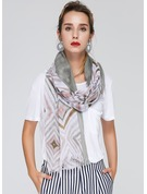 Geometric Print Light Weight/Oversized/attractive Cotton Scarf