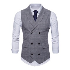 Classic Cotton Men's Vest (200197377)
