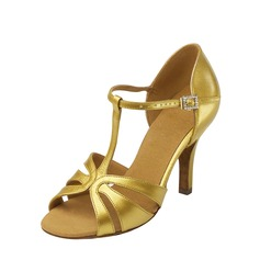 Leatherette Sandals Latin Dance Shoes