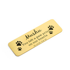 Personalized High Quality/Dogs Copper Tags
