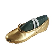 Kids' Leatherette Flats Ballet Belly Dance Shoes