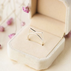Alloy Unique Cat Ear Women's Fashion Rings Gifts