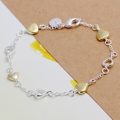 Gorgeous Silver Plated Ladies' Fashion Bracelets