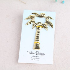 Non-Personalized Palm Tree Design Alloy Bottle Openers