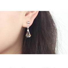 Nice Alloy Crystal Copper Ladies' Fashion Earrings