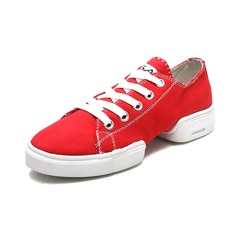 Men's Cloth Sneakers Practice Dance Shoes