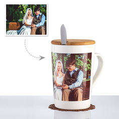 Personalized High Quality/Delicate/Custom Photo/Photo Print Ceramic Cup