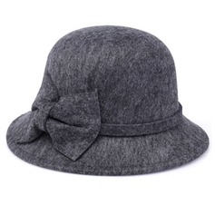 Ladies' Lovely/Fashion Polyester Bowler/Cloche Hat