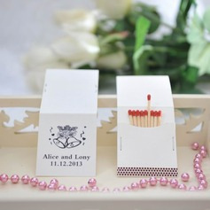 Personalized Bells Hard Card Paper Matchboxes